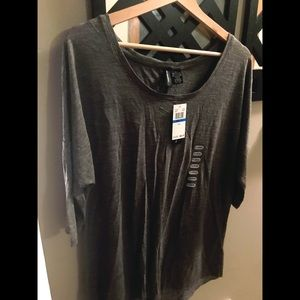 Tunic style top